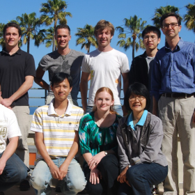 2010 Chabinyc Research Group