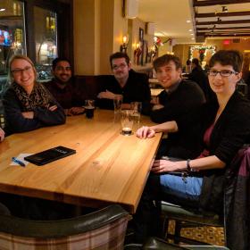 Chabinyc group + alumni meetup