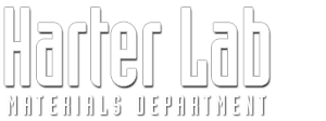 Harter Lab | Materials Department | UC Santa Barbara